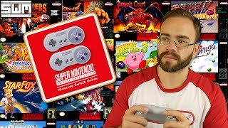 SNES Games Are Finally On The Nintendo Switch! Let's Check Them Out