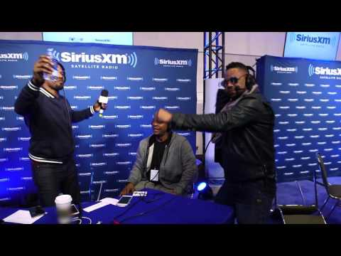 Cuba Gooding JR Joins Jamie Foxx on Radio Row // SiriusXM // The Foxxhole