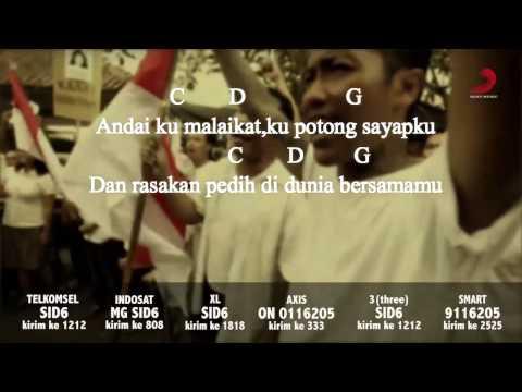 SUPERMAN IS DEAD   Sunset Di Tanah Anarki Original Video+ lyrics and Chord Guitar