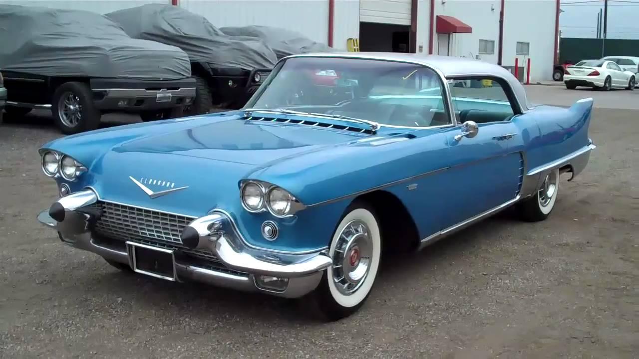 1957 Cadillac Eldorado Brougham To Be Auctioned April 13