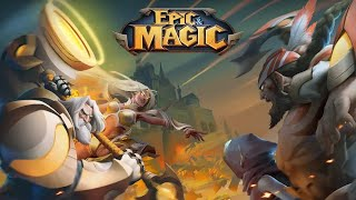 Epic & Magic#online Android game#