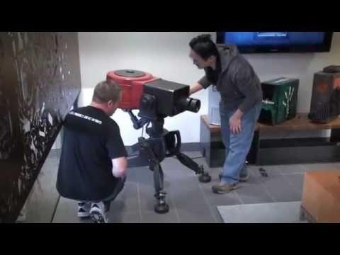 TF2 Sentry Gun In Real Life YouTube