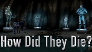 How The Young Justice Team Members Died (Young Justice)