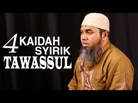 Serial Aqidah Islam (50): Empat Kaidah Dalam Syirik Wasilah - Ustadz Afifi Abdul Wadud
