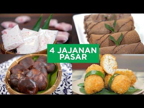 4 Jajanan Pasar Favorit!