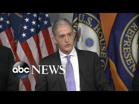 Benghazi Committee Releases Final Report