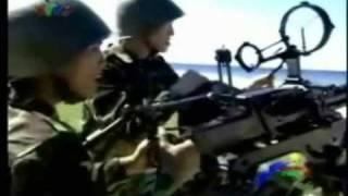 Chinas massacre in Spratly islands [real footage 1988]