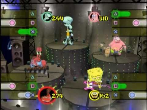 SpongeBob SquarePants: Lights, Camera, Pants! (PS2) - Part 4