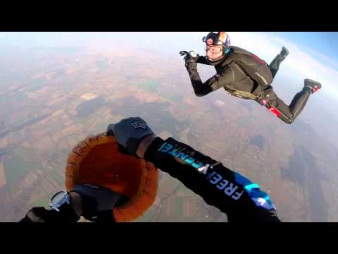 Dynia skydive 2014 Heliasz Movie