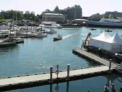 CANADA, British Columbia, Victoria City ~Inner Harbour