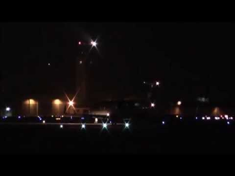 US Airways Express Bombardier CRJ-200 Takeoff from SBA
