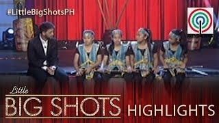 M.A.T.T.I. Little Warriors ikinuwento ang kanilang talento