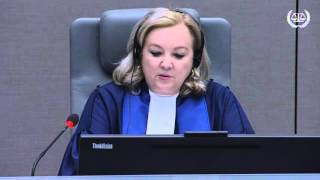 Bemba case: Verdict, 21 March 2016