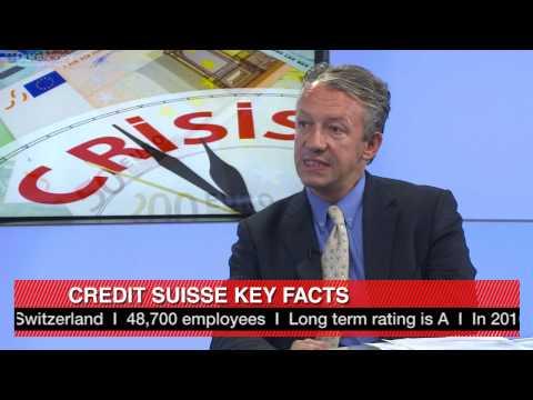 Credit Suisse's Hervé Prettre talks Europe