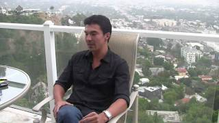 Ian Anthony Dale Interview: Baseball to acting