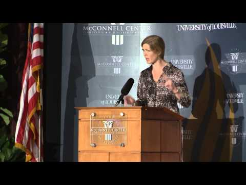 UN Ambassador Samantha Power addresses UofL audience