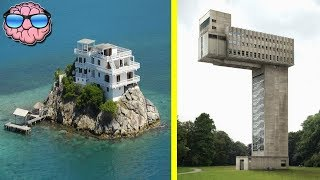 Top 10 Best ZOMBIE PROOF Homes