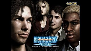 Resident Evil Outbreak: File #2 y Resident Evil 2 Remake | Claire A speedrun 60 fps | Gameplay
