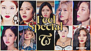 TWICE - Feel Special *Full TEASER MEMBERS Compilation*