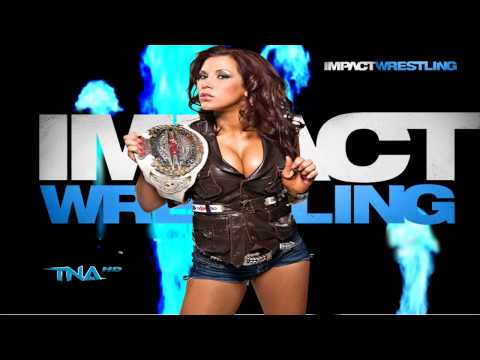 Mickie James 1st Tna Theme Song hardcore Country video