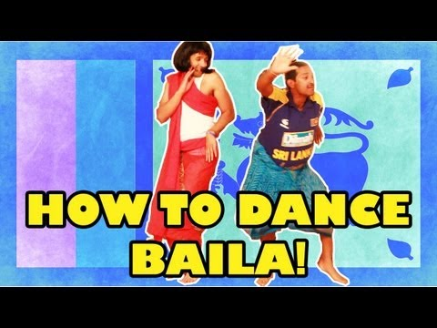 How To Dance Baila