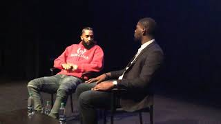 Nipsey Hussle at BITCON 2018