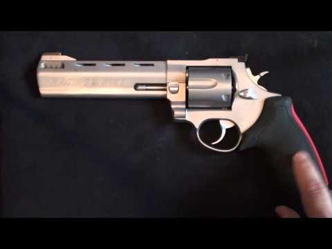 Taurus Raging Bull 44 Magnum
