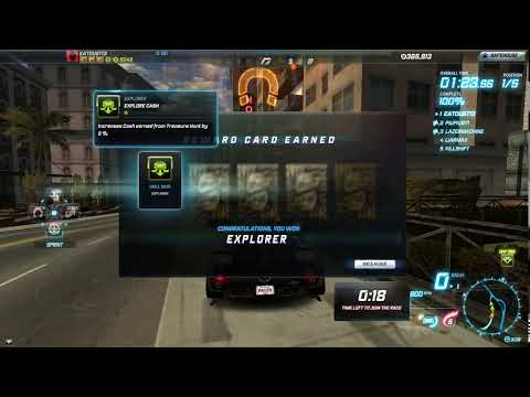 multi player race Need for speed World ( online game )