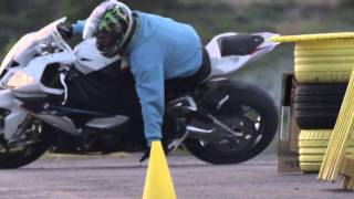 Drift con BMW S1000RR