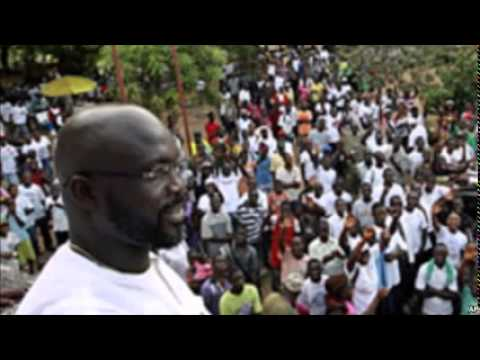 Liberia's George Weah May Run for President in 2017