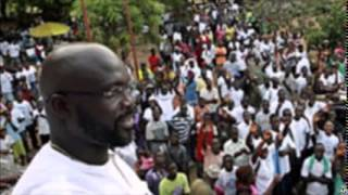 video The national chairman of Liberia's main opposition Congress for Democratic Change (CDC) party, Nathaniel Farlo McGill, said there's a strong possibility that party founder and leader George...