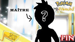 qui est le maître¿? [Pokémon let's go pikachu ep.32] FIN