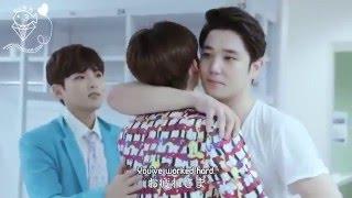 [JHH][Engsub] Super Junior DVD Backstage A-Nation 2015