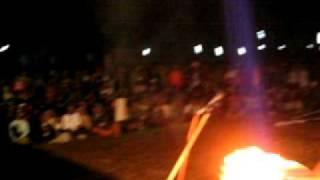 Bangladesh Scouts Camp Fire 2004