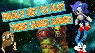 Top 10 Leaked Unreleased Video Games You Can Play Right Now