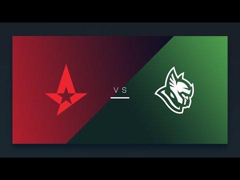 CS:GO - Astralis vs. Heroic [Nuke] Map 1 - EU Matchday 3 - ESL Pro League Season 7