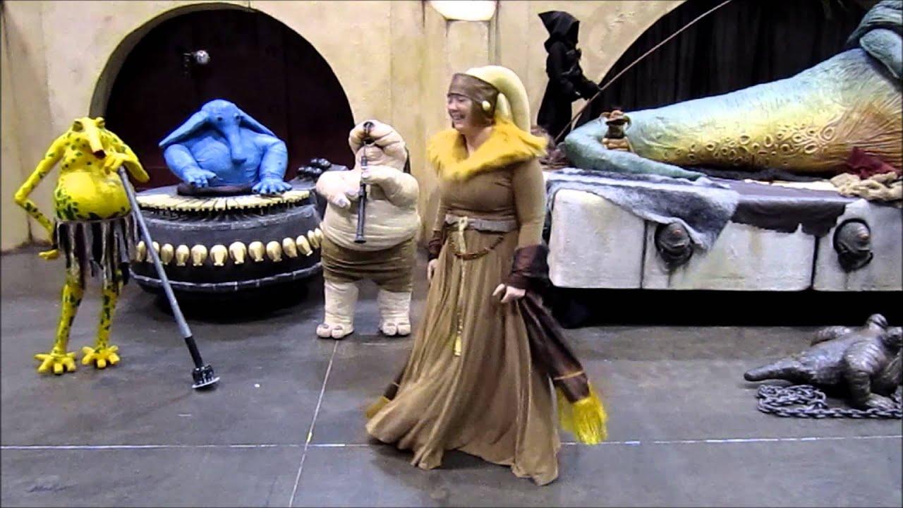Sexy Twi'lek Star Wars Dancer