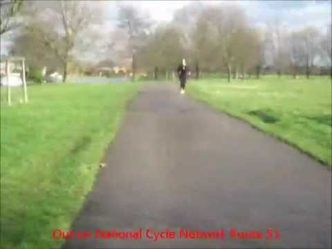 High Speed Cambridge Cycle Tour from City Centre
