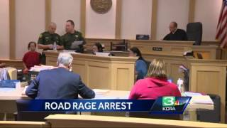 Auburn road rage suspect arraigned