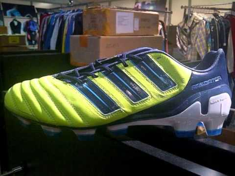 LEAKED: Adidas AdiZero, AdiPure & Predator Colourways