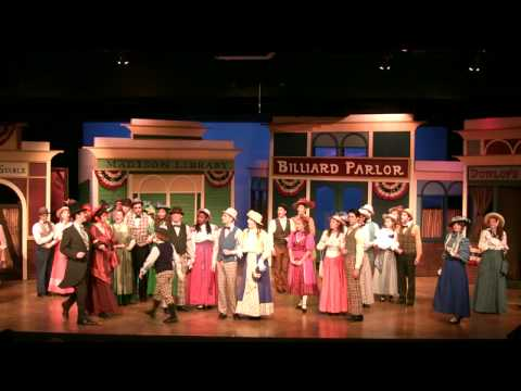 Iowa Stubborn - Music Man, Azusa Pacific University 2008 Video
