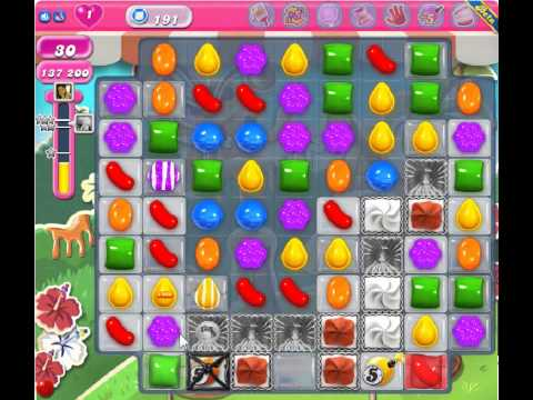 Candy Crush Saga With Cheat Level 37 | How To Make & Do Everything!