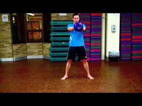 How To: Hardstyle Kettlebell Swing (two hand) Image 1