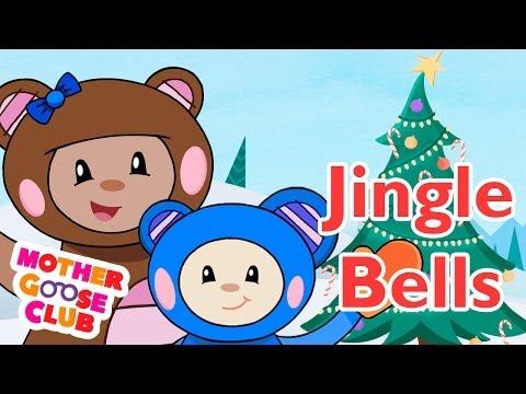 Jingle Bells - Mother Goose Club Christmas Songs