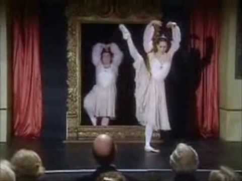 The Vicar of Dibley - Geraldine and Darcey Bussell Perform ''The Mirror'' I do not own rights to this clip.