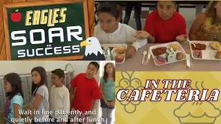 SOAR in the cafeteria PBIS school video
