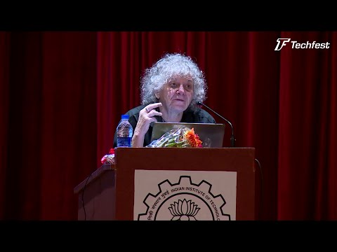 Dr. Ada Yonath - Lecture Series, Techfest-2015, IIT Bombay