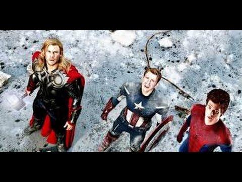 Avengers 2 - Spiderman 2016 [Primeras Imágenes]