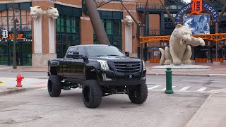 Check Out Miguel Cabrera's Custom CadiMax Truck! | Diesel Brothers