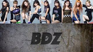 Download Lagu TWICE BDZ(ブルドーザー) Gratis STAFABAND